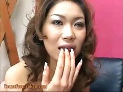 Gentle blow job asian booty implants porn