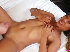Tiny Asian Teen Chanel lee Fucking